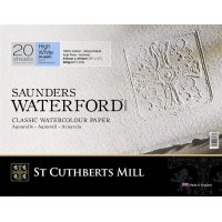 Akvarelblock Saunders Waterford - 300 g.